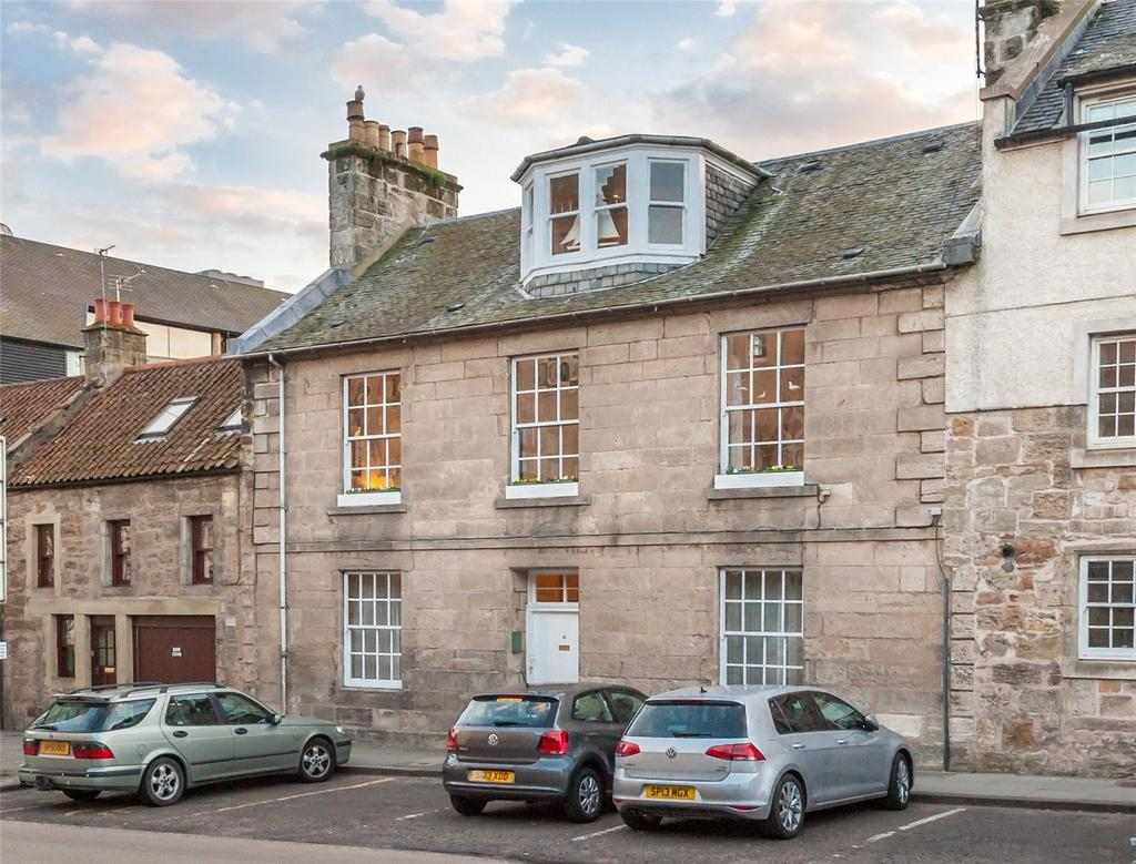6 Bedrooms Terraced House for sale in Fairnie House, 10 Abbey Street, St. Andrews, Fife, KY16