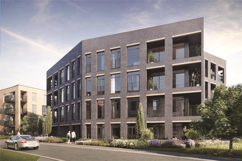 2 Bedrooms Flat for sale in Plot 58, Bexley House, Mosaics, Headington, Oxford, OX3