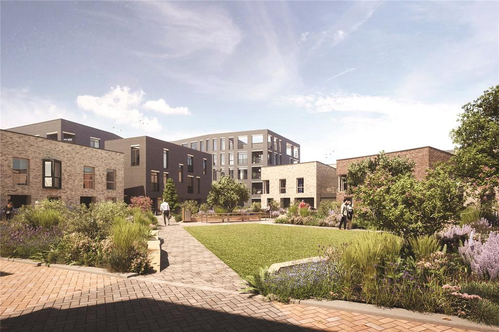 2 Bedrooms Flat for sale in Plot 66, Mosaics, Headington, Oxford, OX3