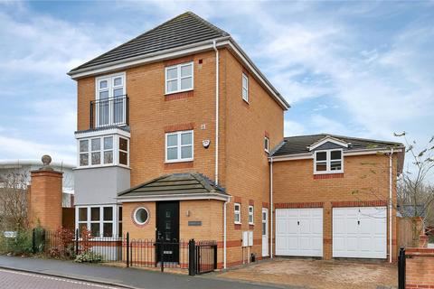 5 bedroom detached house for sale - Kestrel Lane, Hamilton, Leicester