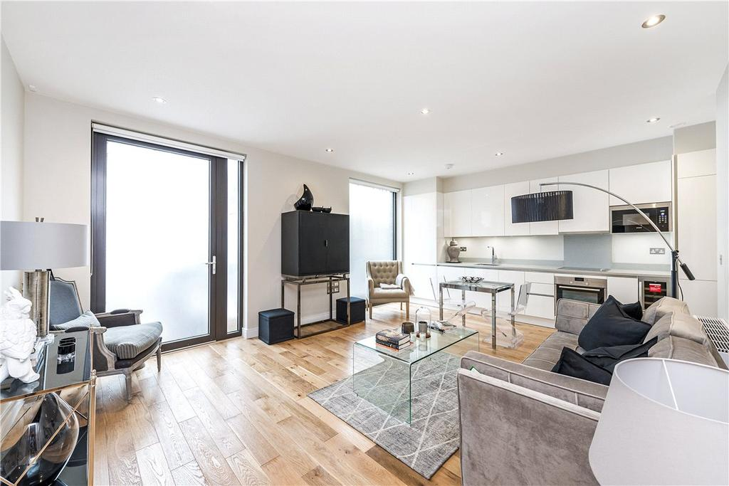 2 Bedrooms Apartment Flat for sale in Elgin Avenue, Maida Vale, London, W9