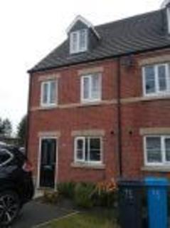 4 bedroom end of terrace house to rent - Robinson Avenue, Sheffield, S9 3DG