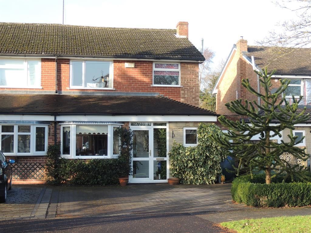 3 Bedrooms Semi Detached House for sale in Station Lane, Lapworth, Solihull, B94 6LP