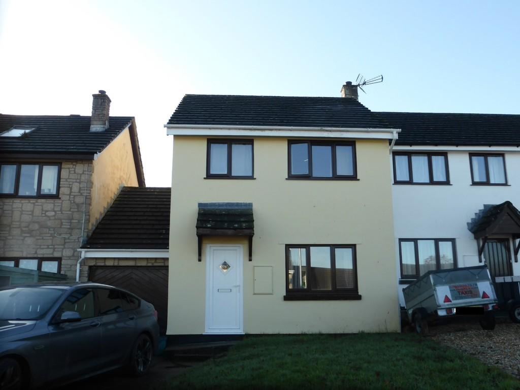 3 Bedrooms Link Detached House for sale in Hatherleigh, Okehampton