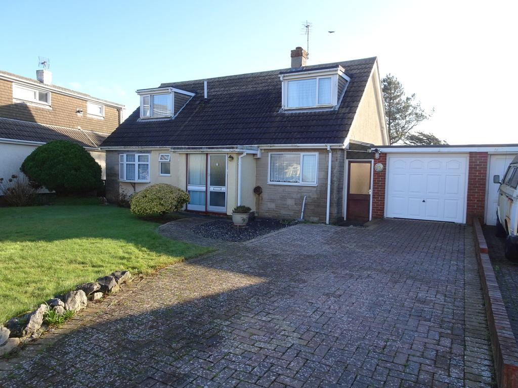 4 Bedrooms Detached Bungalow for sale in THE WHIMBRELS, REST BAY, PORTHCAWL, CF36 3TR