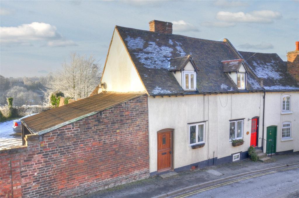 2 Bedrooms Cottage House for rent in Inglenook Cottage, 45 Listley Street, Bridgnorth, Shropshire, WV16
