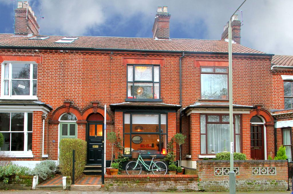 3 Bedrooms Terraced House for sale in Mornington Road, Norwich