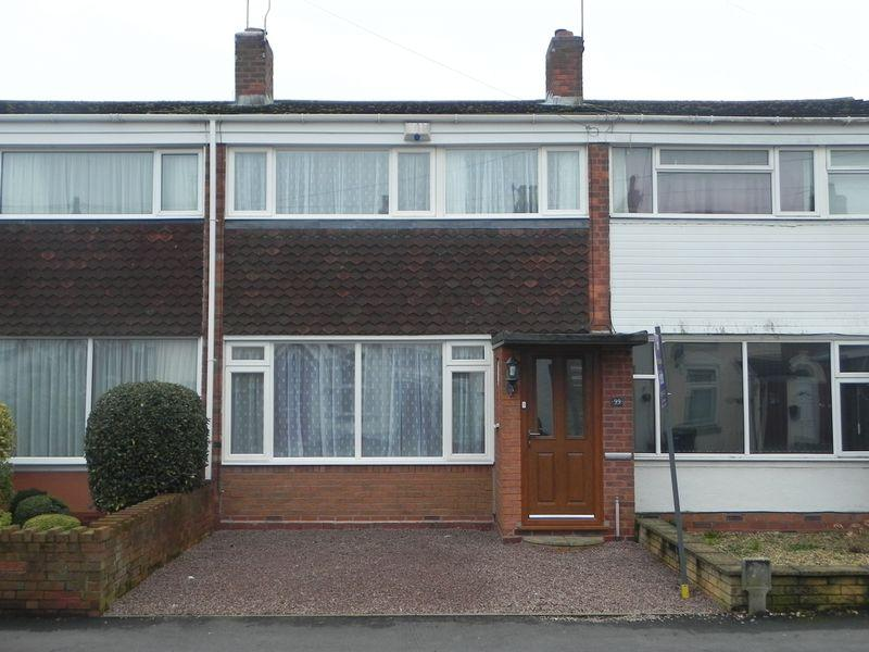 3 Bedrooms Terraced House for rent in Brindley Street, Stourport on Severn, DY13 8JG