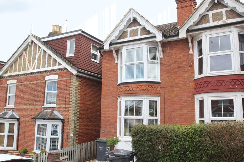 4 Bedrooms Semi Detached House for sale in Judd Road, Tonbridge
