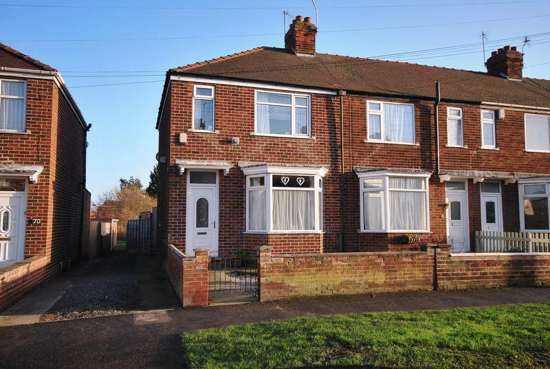 2 Bedrooms Terraced House for sale in Holme Church Lane, Beverley