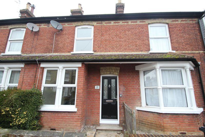2 Bedrooms Terraced House for sale in Uridge Road, Tonbridge