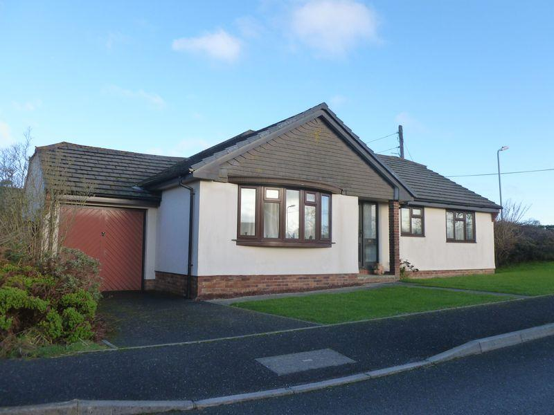 3 Bedrooms Bungalow for sale in Halwill Junction, Beaworthy