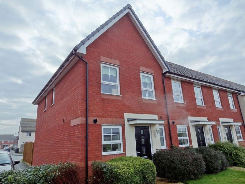 2 Bedrooms End Of Terrace House for sale in Kings Walk, Bridgwater