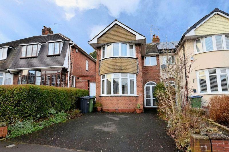 3 Bedrooms Semi Detached House for sale in Apsley Road, Oldbury