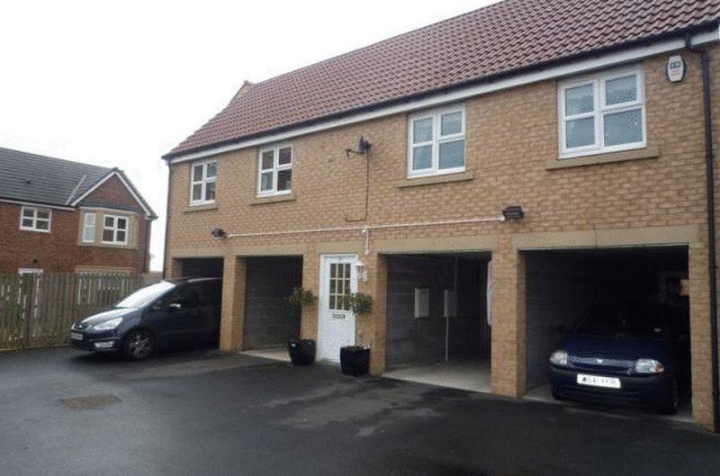 2 Bedrooms Apartment Flat for rent in Hawks Edge, West Moor, Newcastle Upon Tyne