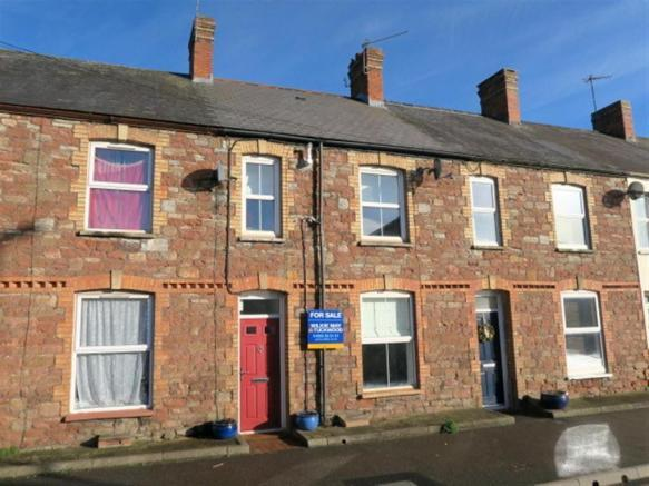 3 Bedrooms Terraced House for sale in Spring Terrace, Taunton TA2
