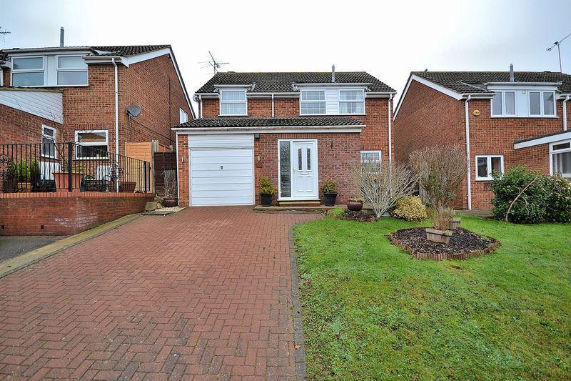 4 Bedrooms Detached House for sale in Derwent Road, Linslade