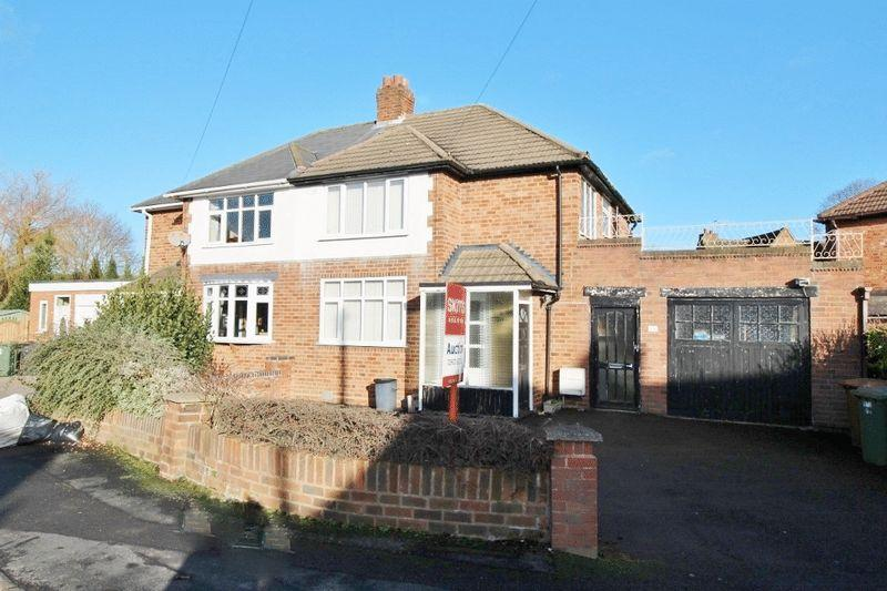 3 Bedrooms Semi Detached House for sale in Himley Close, Willenhall