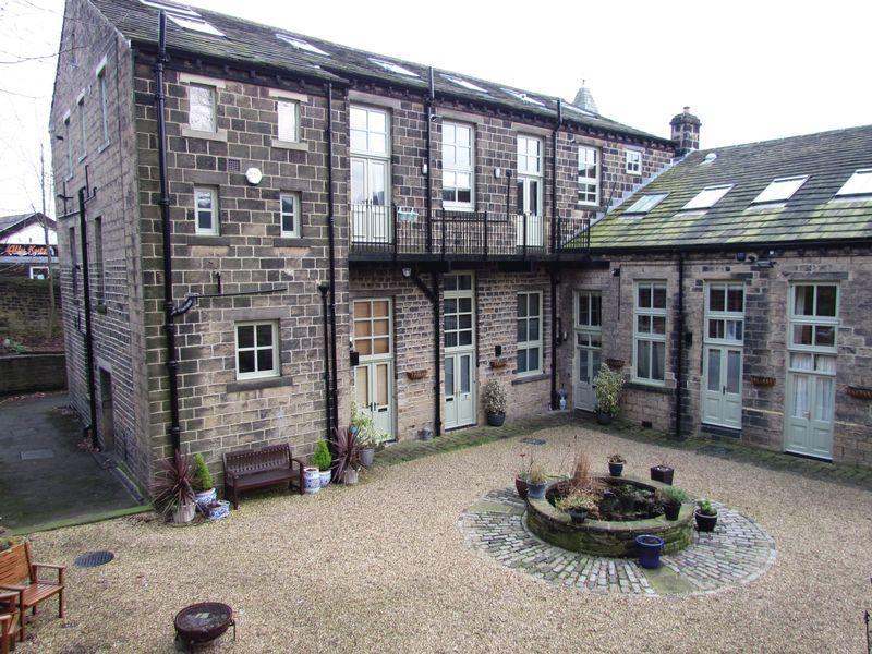 2 Bedrooms Apartment Flat for sale in Park School Mews, Bingley
