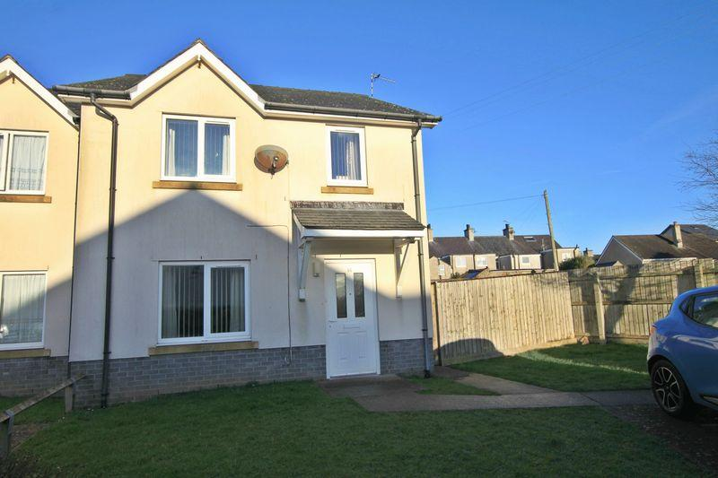 3 Bedrooms Semi Detached House for sale in Brynsiencyn, Anglesey