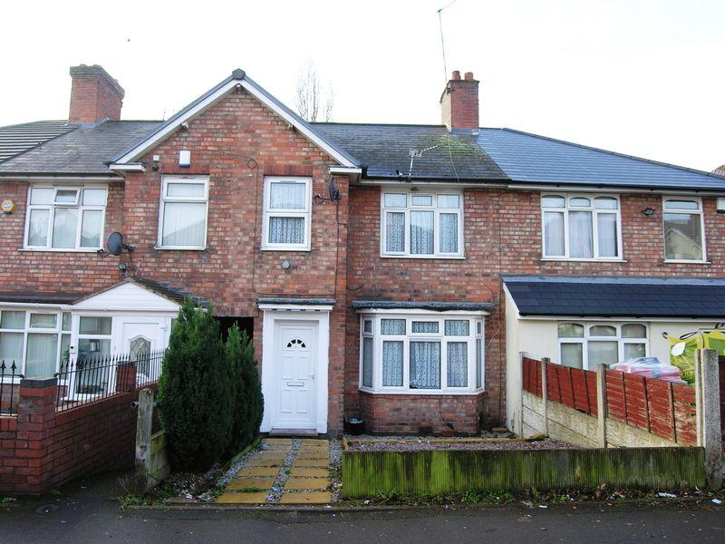 3 Bedrooms Semi Detached House for sale in Twickenham Road, Birmingham