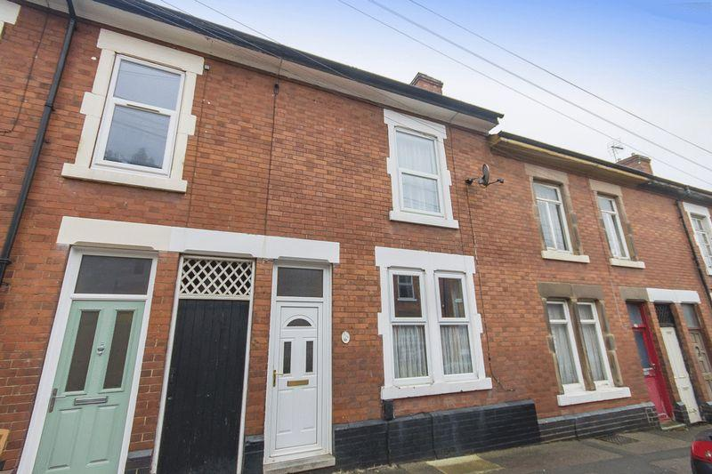 3 Bedrooms Terraced House for sale in Peel Street, Derby