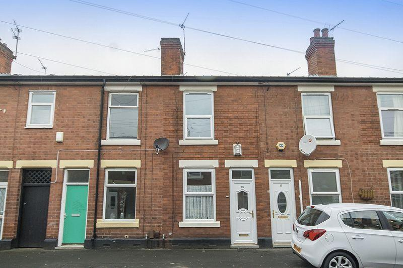 2 Bedrooms Terraced House for sale in REEVES ROAD, DERBY