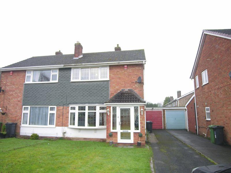 3 Bedrooms Semi Detached House for sale in Canning Road, Park Hall