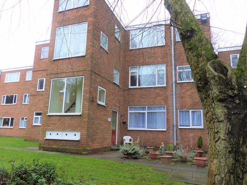 2 Bedrooms Ground Flat for sale in Yemscroft Flats, Walsall