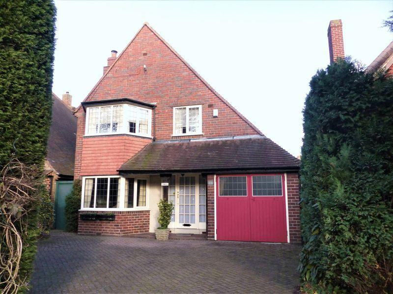 3 Bedrooms Detached House for sale in Wylde Green Road, Sutton Coldfield
