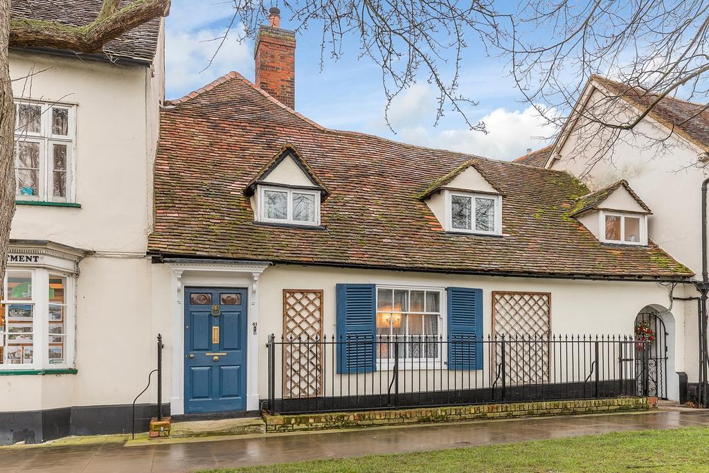 4 Bedrooms Cottage House for sale in High Street, BALDOCK, SG7