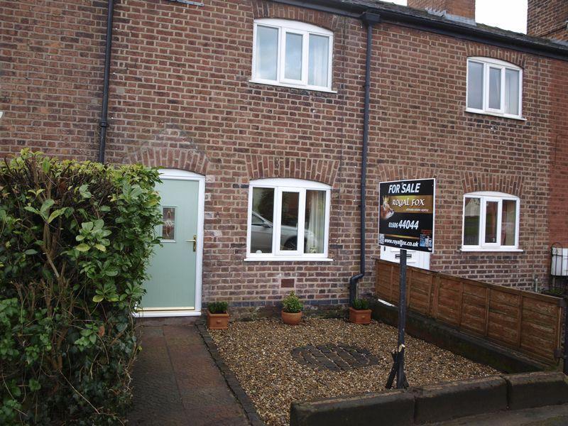 1 Bedroom Terraced House for sale in Runcorn Road, Barnton, Cw8 4HD