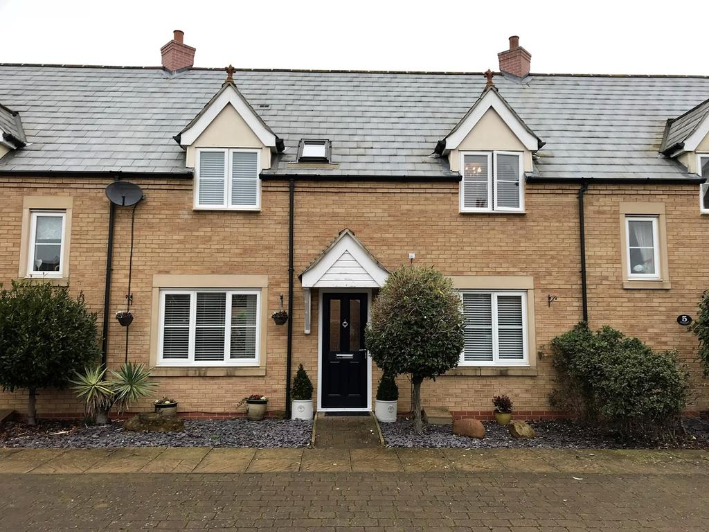 3 Bedrooms Terraced House for sale in Aykroft, Bourne, PE10