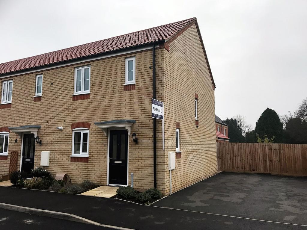 2 Bedrooms End Of Terrace House for sale in Salisbury Gardens, Bourne, PE10