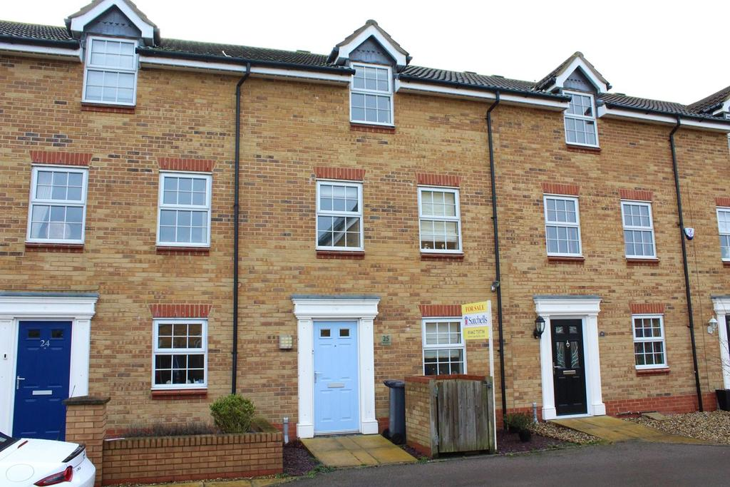 3 Bedrooms Town House for sale in Chancellors, Arlesey, SG15