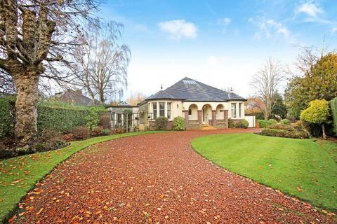 3 bedroom detached bungalow for sale - Milverton Road, Giffnock, Glasgow, G46