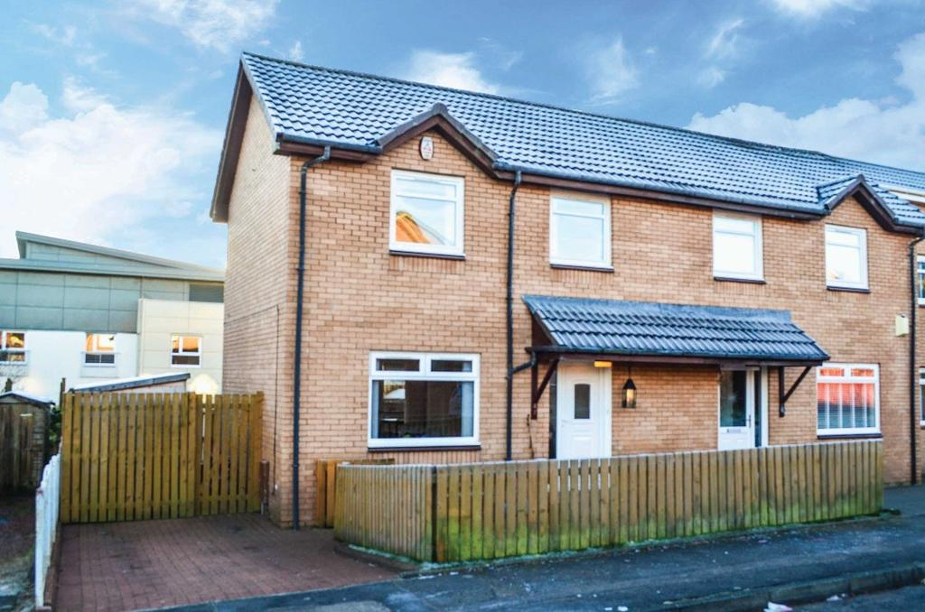 3 Bedrooms Semi Detached House for sale in Grant Court, Hamilton, South Lanarkshire, ML3 7UT