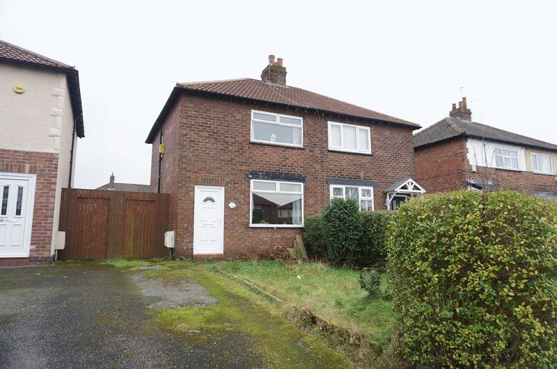 2 Bedrooms Semi Detached House for sale in Woodbank Avenue, Bredbury
