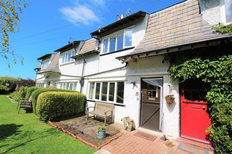 2 Bedrooms Terraced House for sale in 114 Barnston Road, Heswall