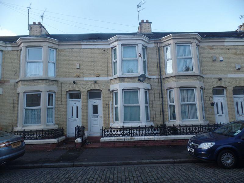 3 Bedrooms Terraced House for sale in 62 Leopold Road, Liverpool