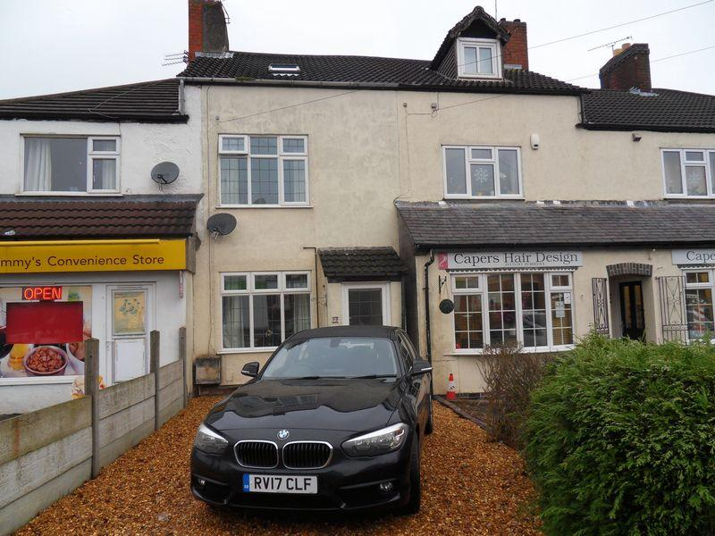 2 Bedrooms Town House for sale in Meadow Lane, Coalville