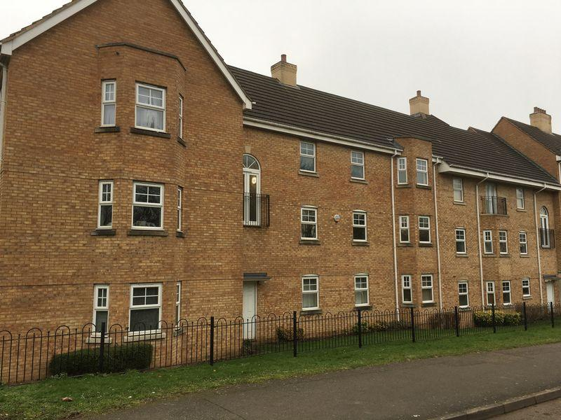 2 Bedrooms Apartment Flat for sale in Daventry