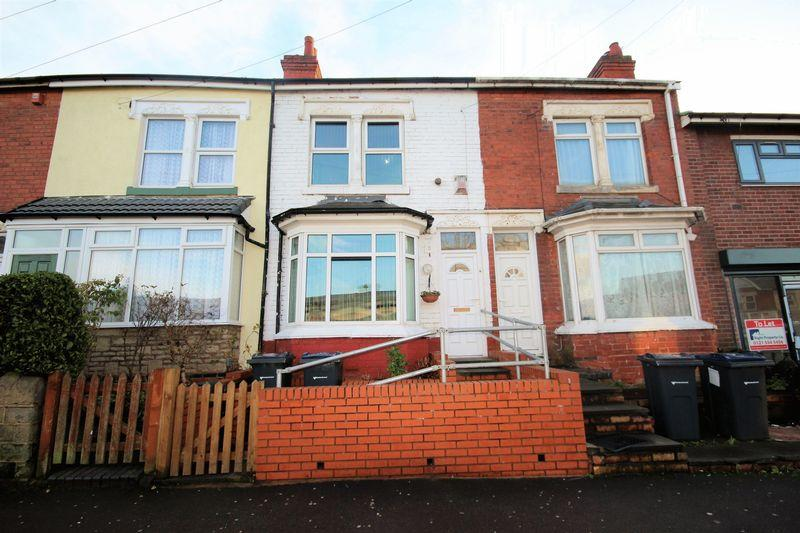 3 Bedrooms Terraced House for sale in Pelham Road, Birmingham