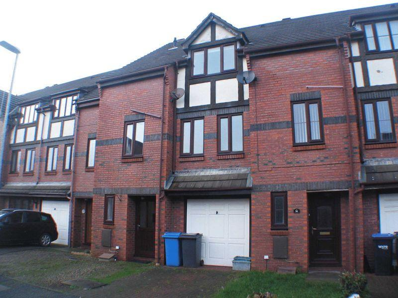 4 Bedrooms Mews House for sale in Sheringham Way, Poulton-Le-Fylde