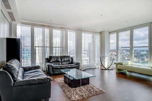 3 Bedrooms Flat for sale in The Oxygen