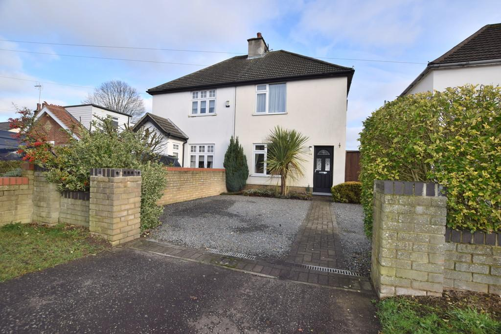 2 Bedrooms Semi Detached House for sale in Blackheath, Colchester, CO2 0AA