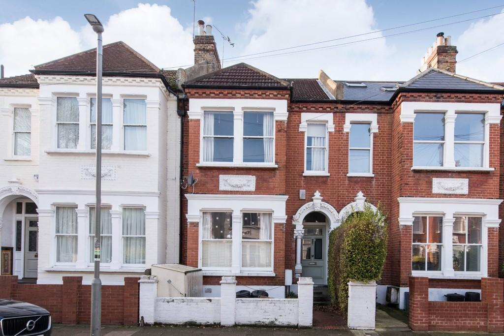 4 Bedrooms Terraced House for sale in Wontner Road, London