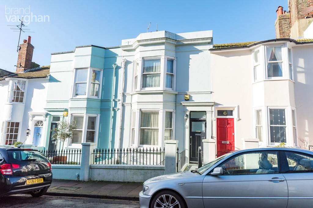3 Bedrooms Terraced House for sale in Borough Street, Brighton, BN1
