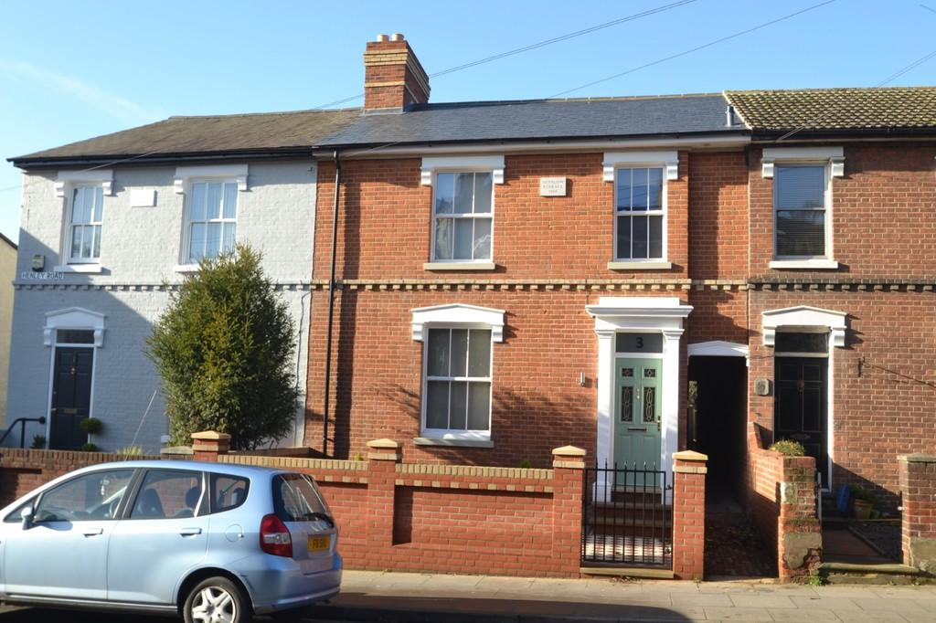 3 Bedrooms Town House for sale in 3 Henley Road Ipswich