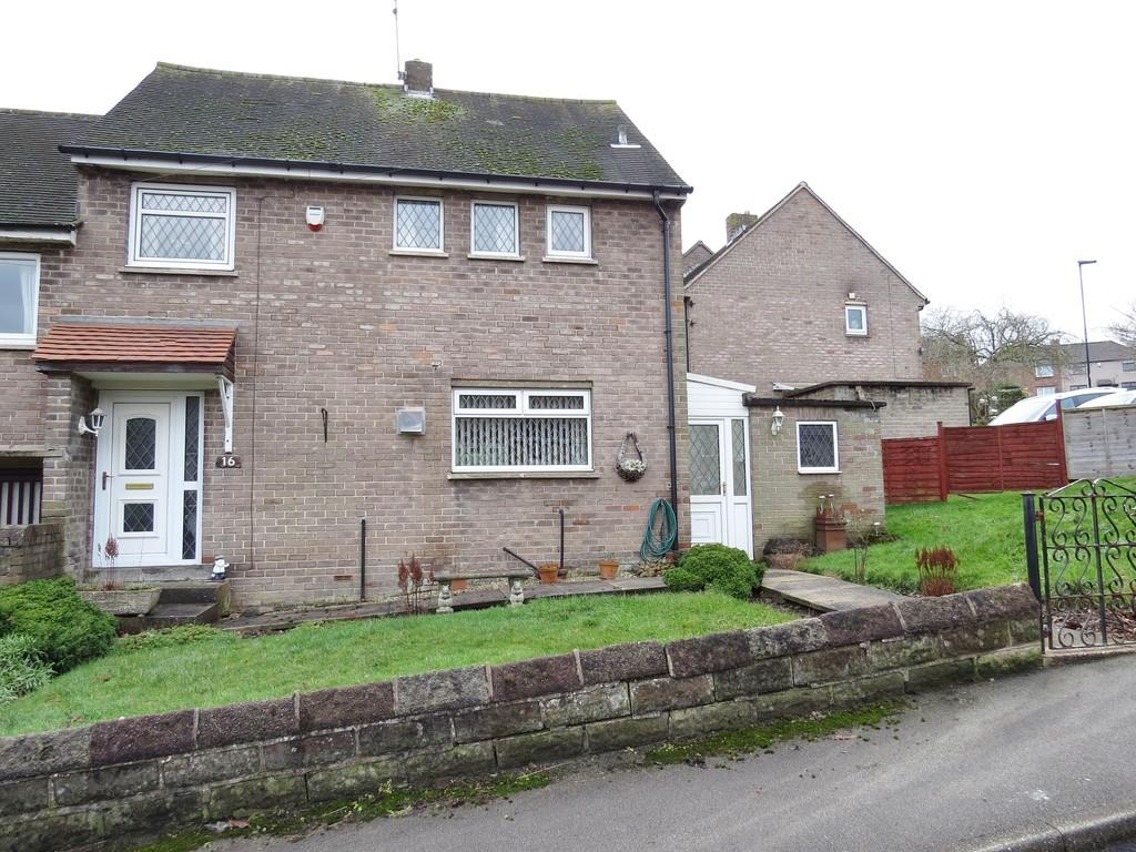 3 Bedrooms Semi Detached House for sale in Crag View Close, Oughtibridge, Sheffield
